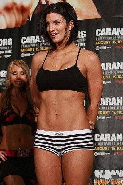 As sexy lutadoras do MMA 39