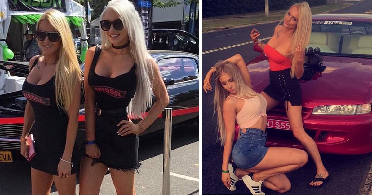 Mãe e filha (quase) idênticas estão desoladas por proibição de concurso de biquínis e shows em festa aumobilística na Austrália 01