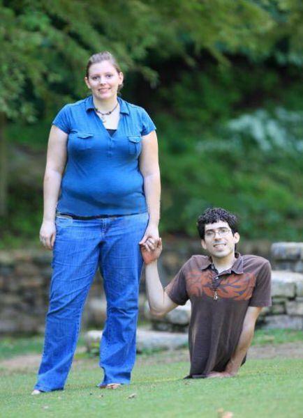 Jovem com metade do corpo é exemplo de determinação 08
