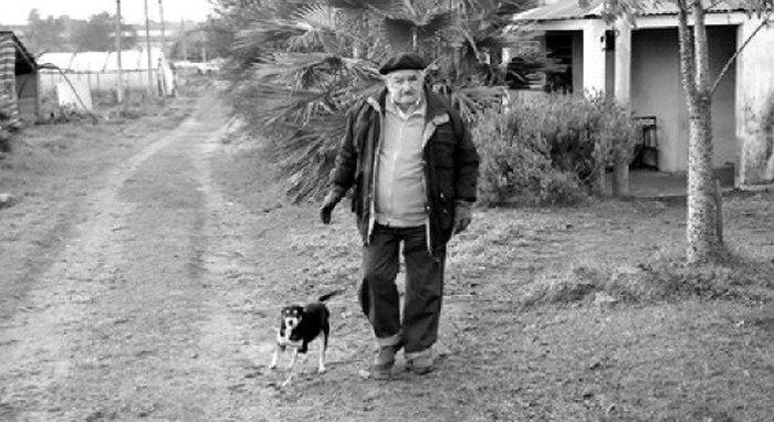 Jos� Mujica, o presidente mais humilde e generoso do mundo 06