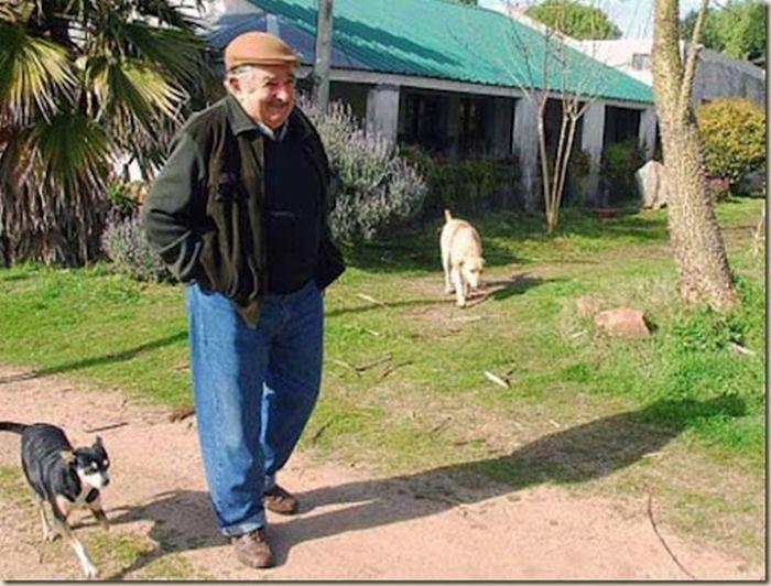 Jos� Mujica, o presidente mais humilde e generoso do mundo 10