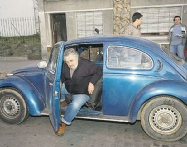 Jos� Mujica, o presidente mais humilde e generoso do mundo 12