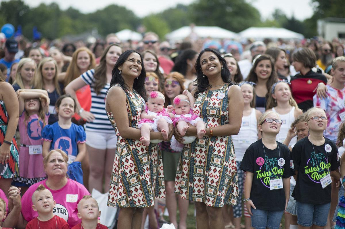 De dois em dois: o festival de gêmeos mais incrível do mundo 12