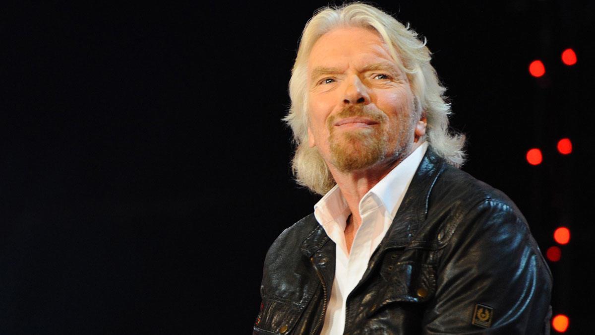 Richard Branson concederá licença-paternidade remunerada de um ano