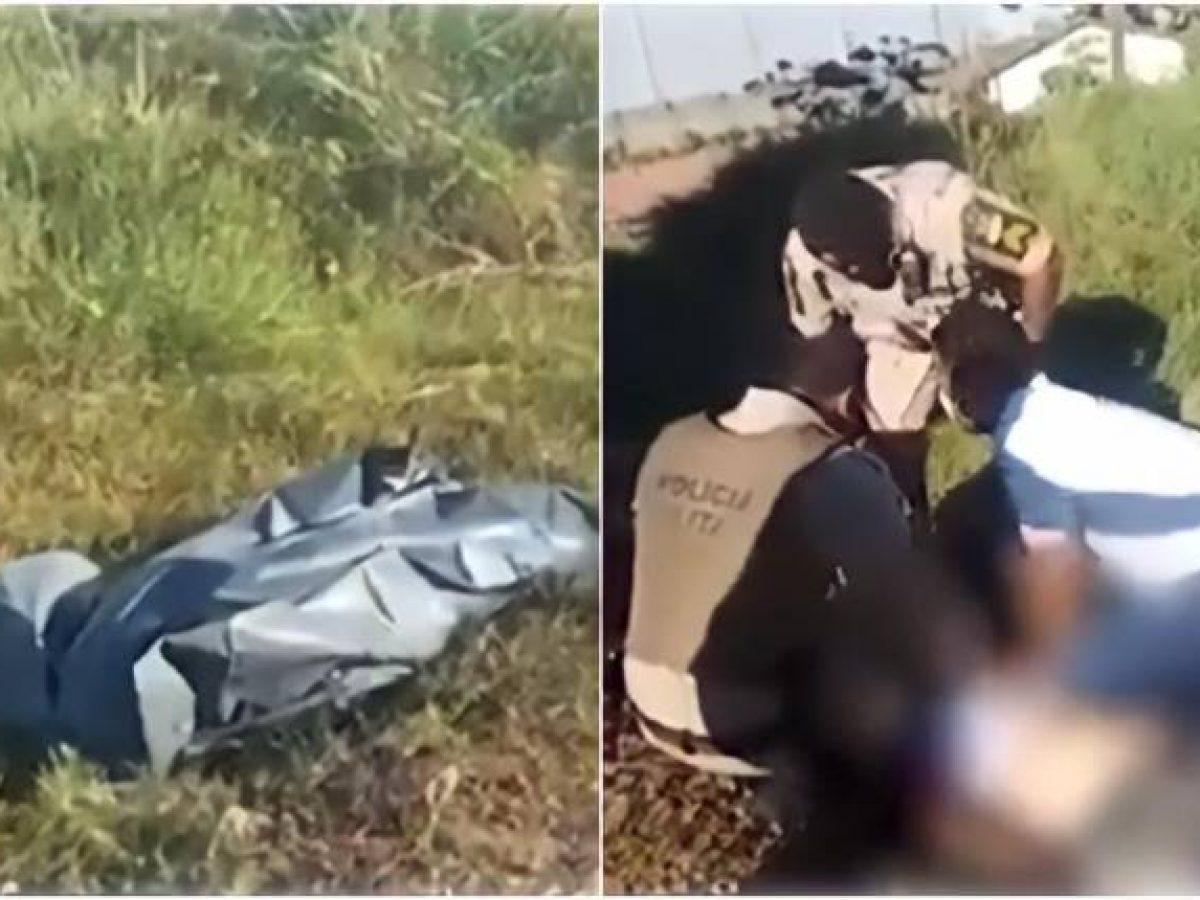 Idoso dado como morto é salvo por um repórter após se mexer em saco plástico