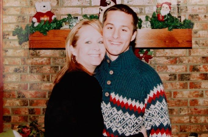 Mulher quer um neto de seu filho morto
