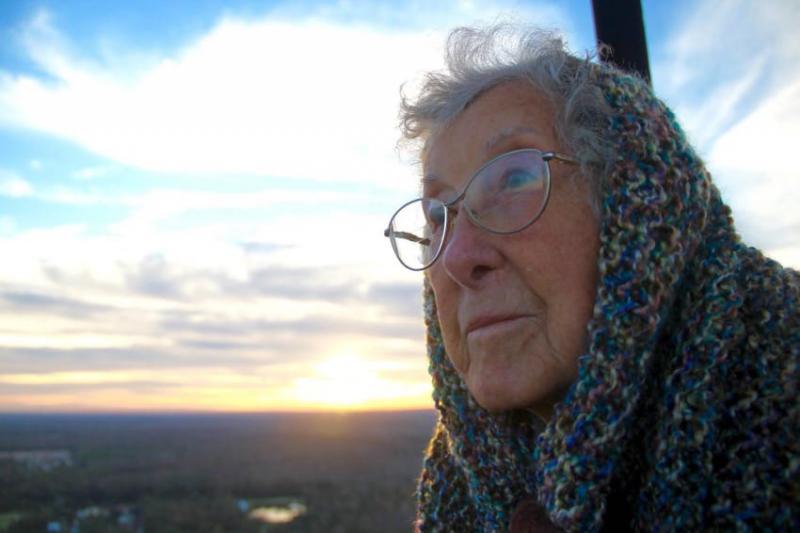 Recusou a quimio aos 90 anos para aproveitar os dias que lhe restam 24