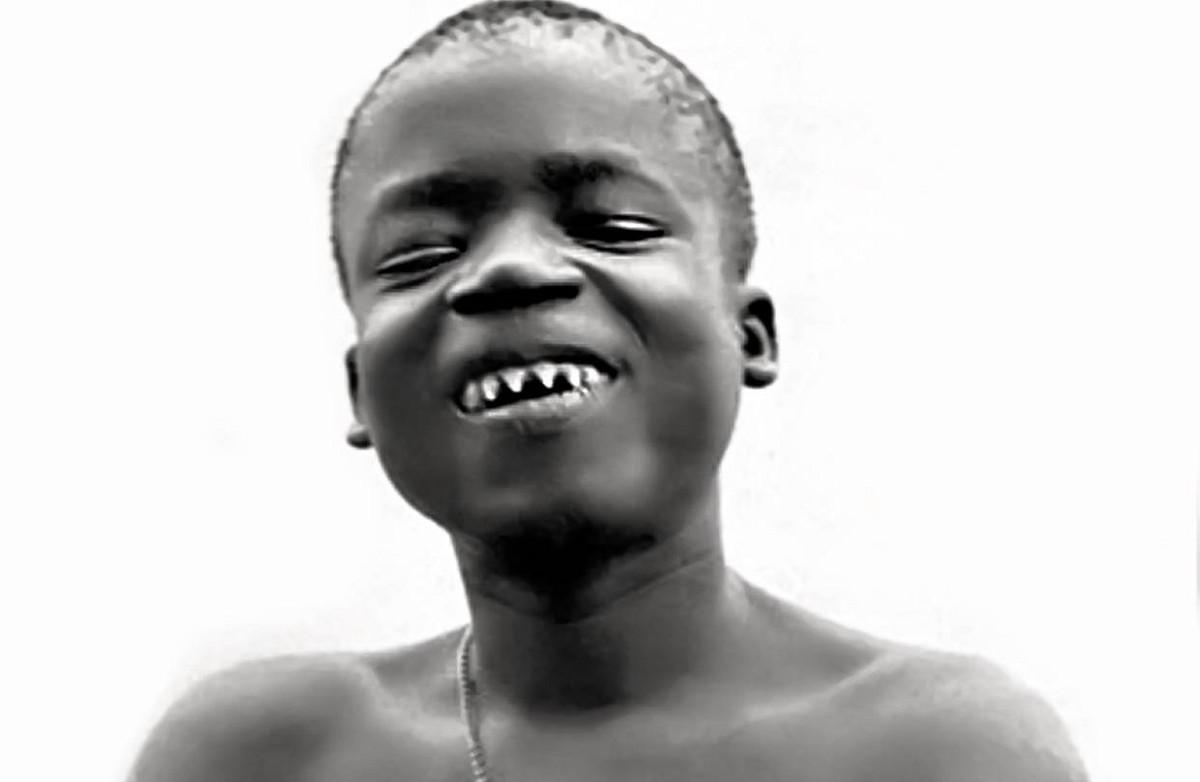 Ota Benga, um pigmeu no zôo de Nova Iorque