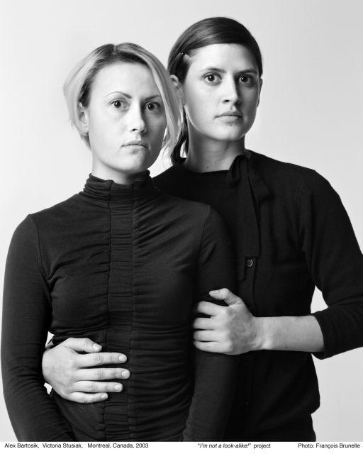 Retratos de pessoas muito parecidas sem nenhuma consanguinidade 09