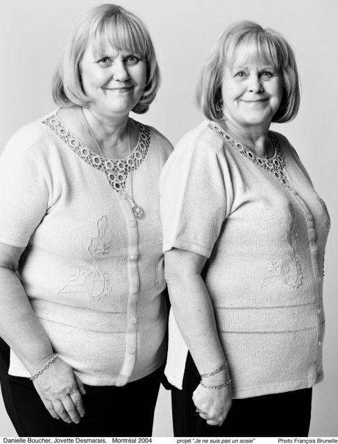 Retratos de pessoas muito parecidas sem nenhuma consanguinidade 10