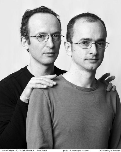 Retratos de pessoas muito parecidas sem nenhuma consanguinidade 17