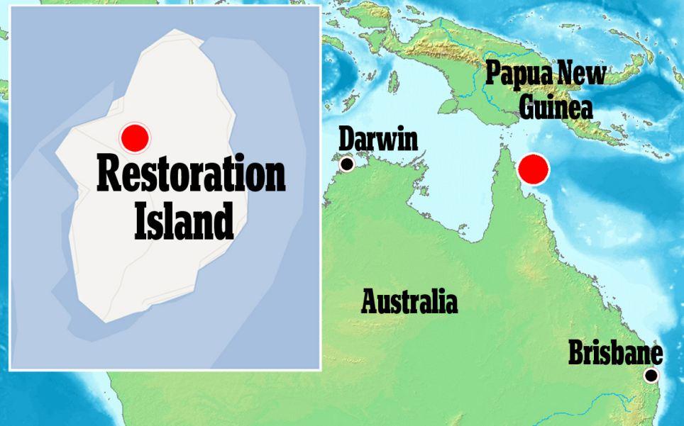 Robinson Crusoe australiano vive há 20 anos em uma ilha só com seu cão 10