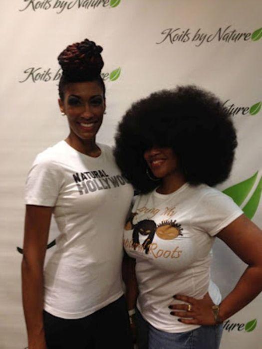 Conheça Aevin Dugas, a orgulhosa dona do maior penteado afro do mundo 07