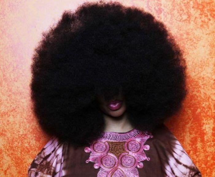 Conheça Aevin Dugas, a orgulhosa dona do maior penteado afro do mundo 11