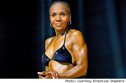 A fisiculturista mais idosa do mundo 13