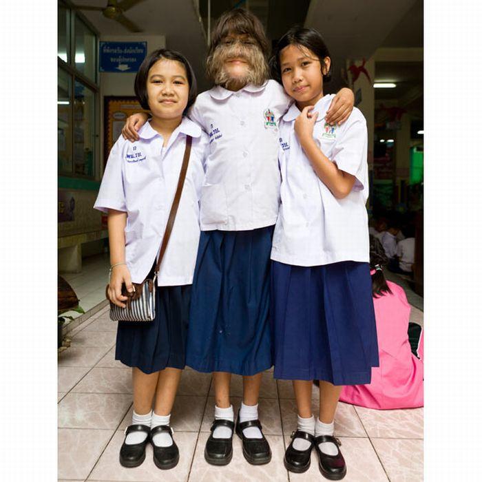 A garota mais peluda do mundo 11