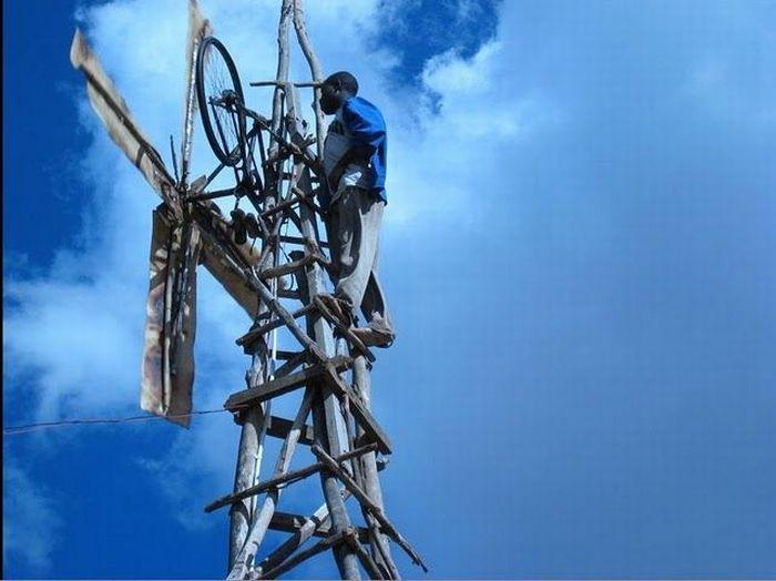 O rapaz que cria correntes de eletricidade e esperança 05