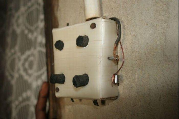 O rapaz que cria correntes de eletricidade e esperança 18