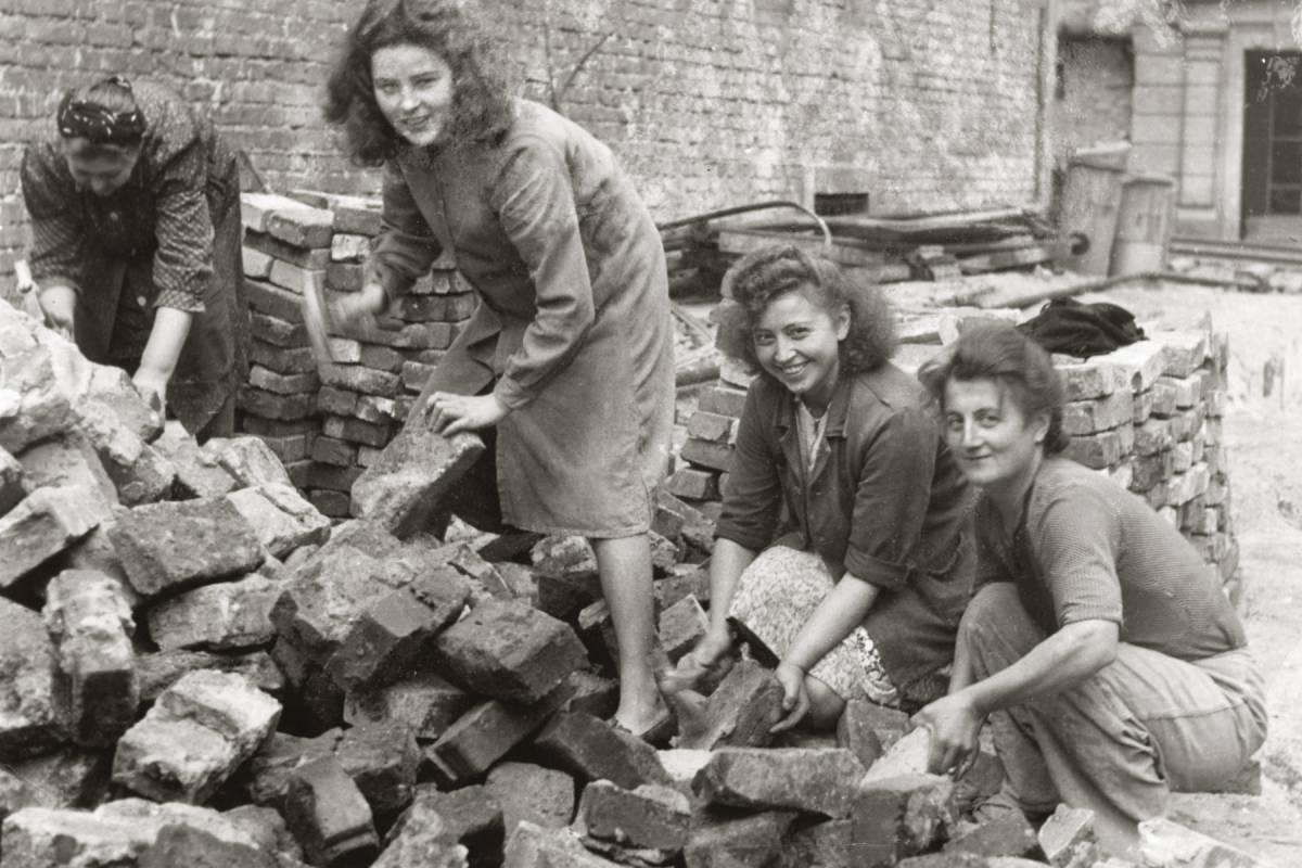Trümmerfrauen: as mulheres que ajudaram a reconstruir a Alemanha após a 2ª Guerra Mundial 01
