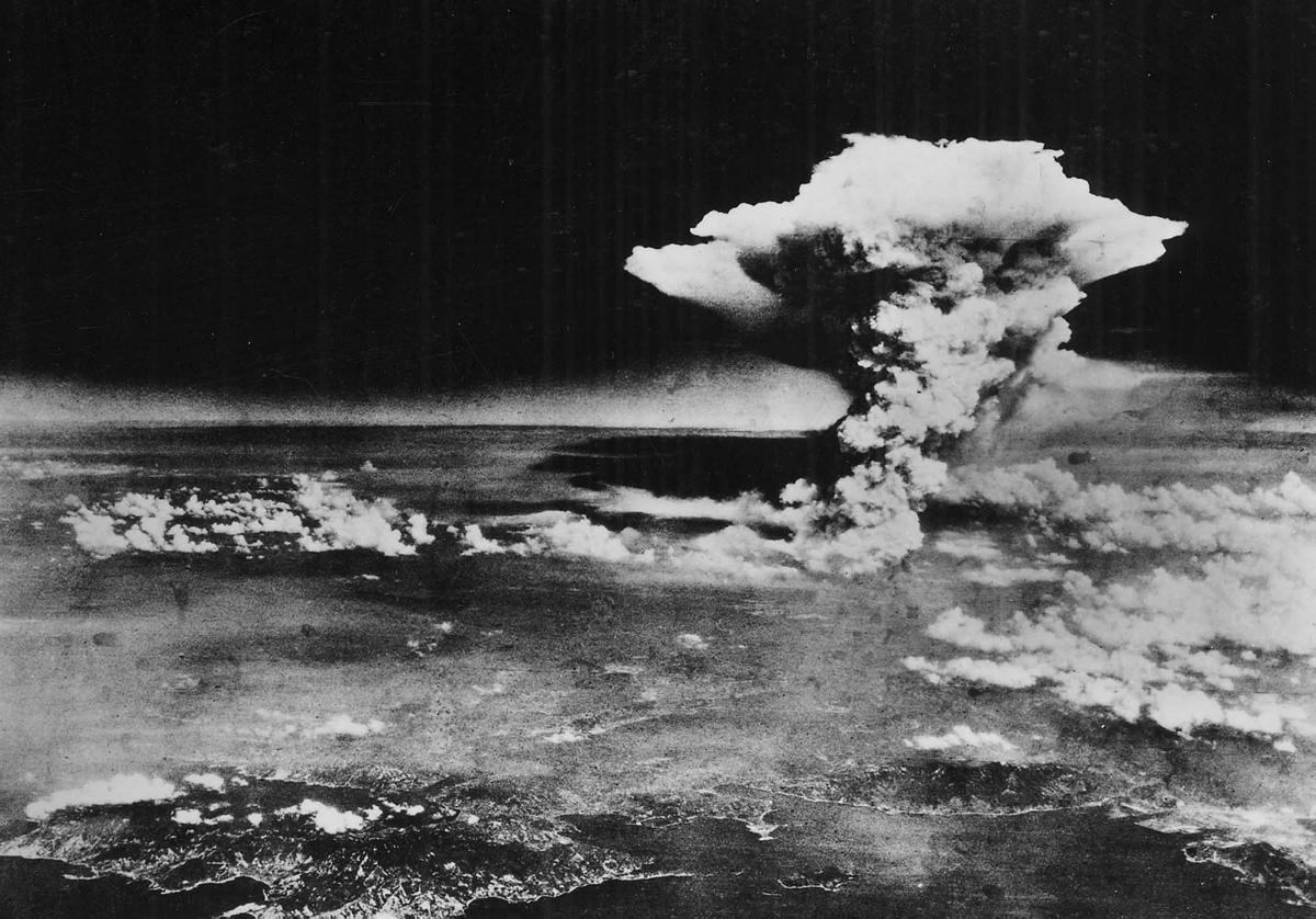 Leia o relato terrível de uma testemunha do bombardeio de Hiroshima 01