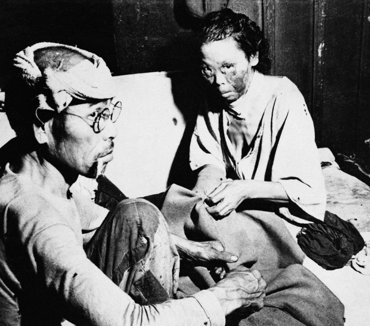 Leia o relato terrível de uma testemunha do bombardeio de Hiroshima 03
