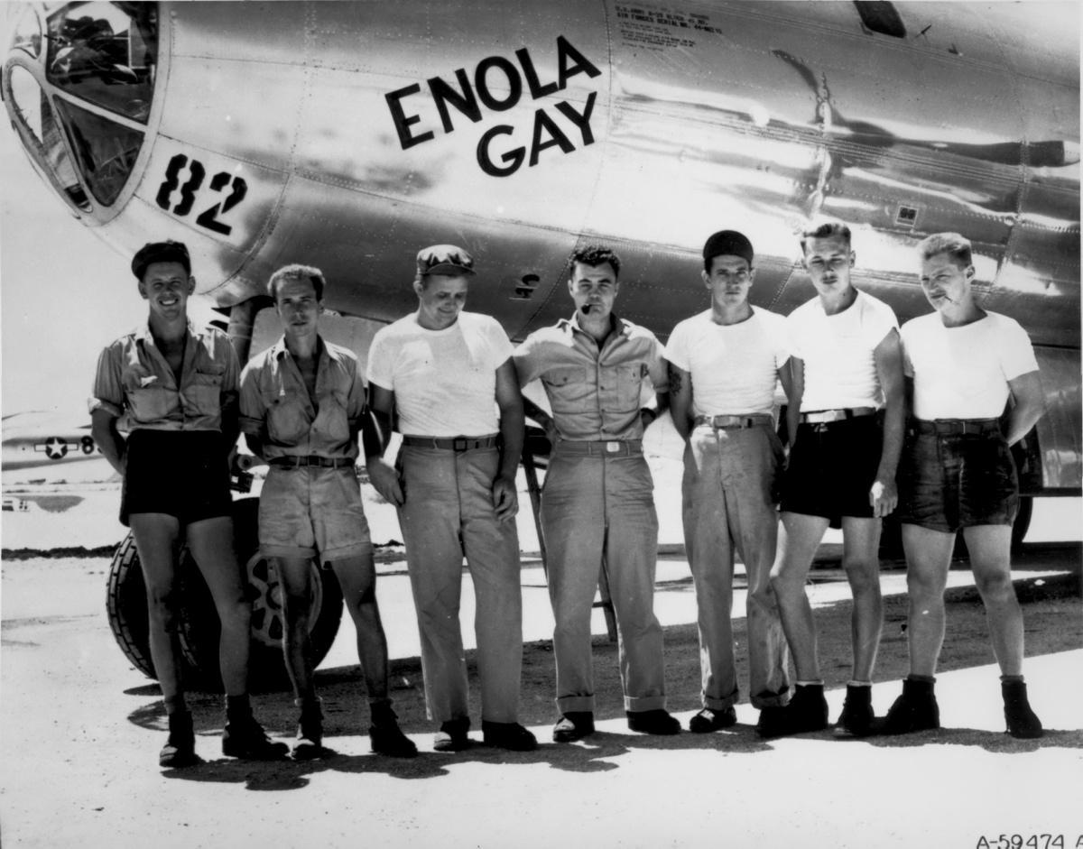 Leia o relato terrível de uma testemunha do bombardeio de Hiroshima 04