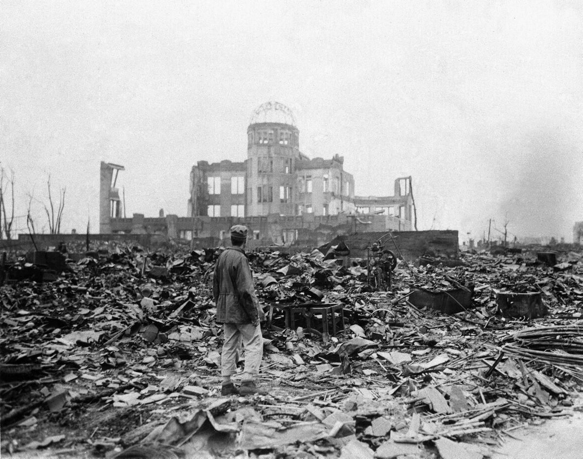 Leia o relato terrível de uma testemunha do bombardeio de Hiroshima 06