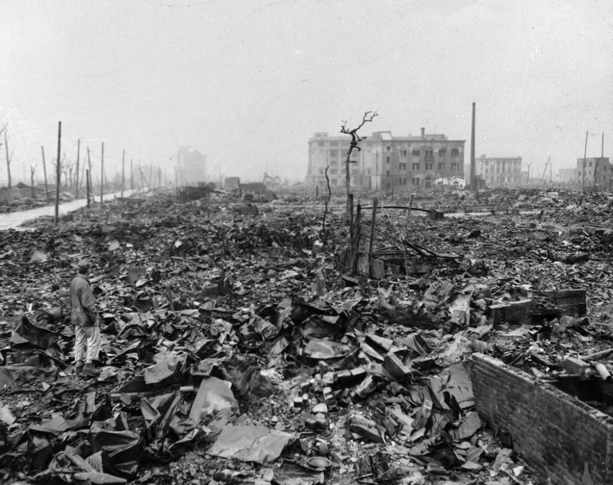 Leia o relato terrível de uma testemunha do bombardeio de Hiroshima 08