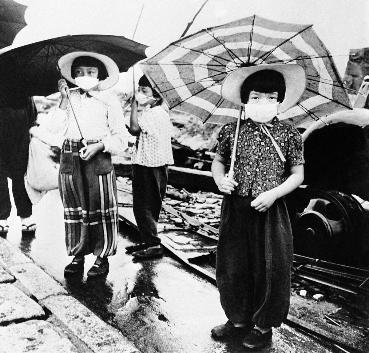 Leia o relato terrível de uma testemunha do bombardeio de Hiroshima 09
