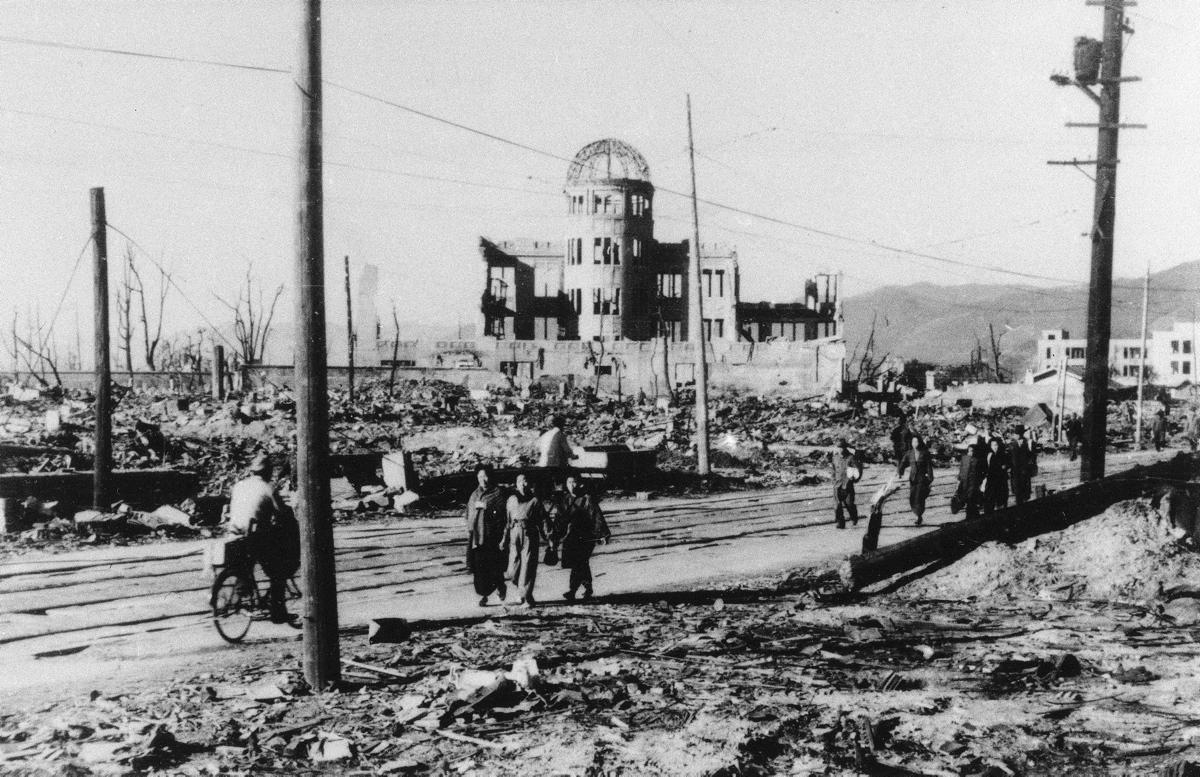 Leia o relato terrível de uma testemunha do bombardeio de Hiroshima 10