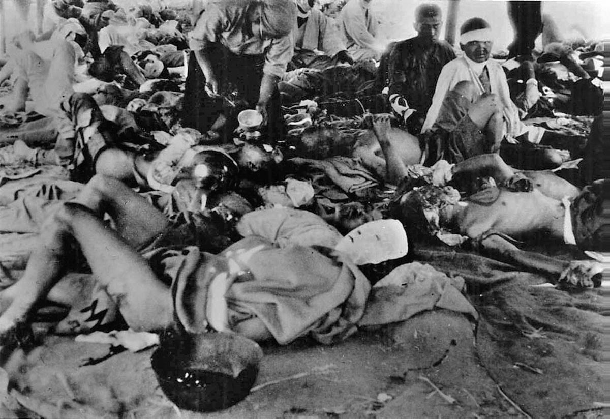 Leia o relato terrível de uma testemunha do bombardeio de Hiroshima 11