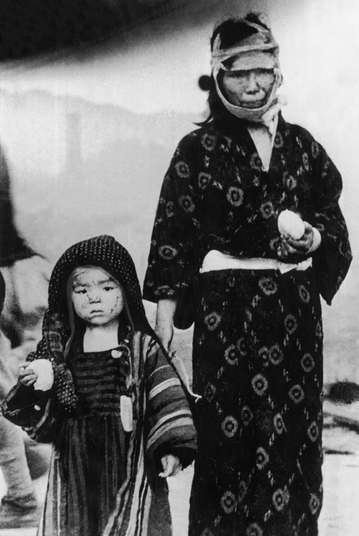 Leia o relato terrível de uma testemunha do bombardeio de Hiroshima 12