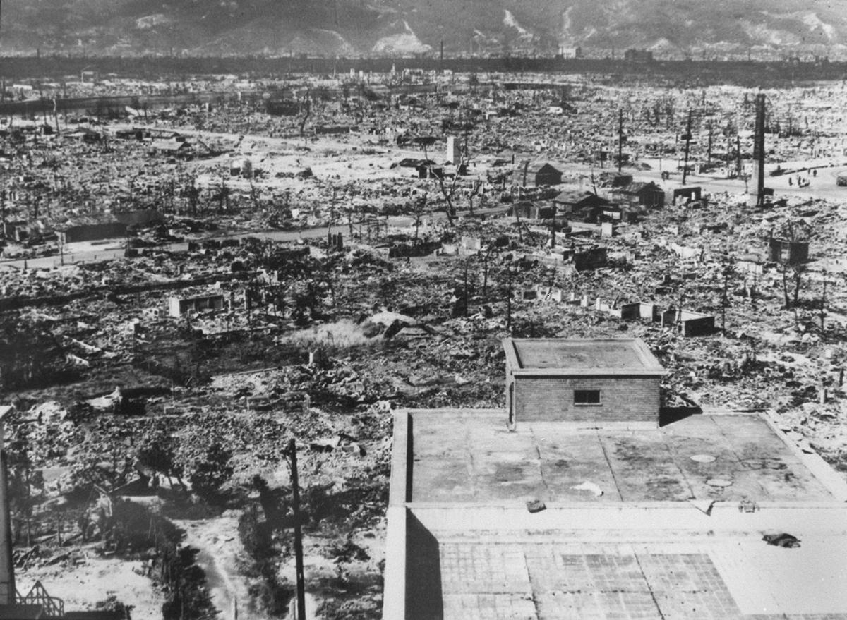 Leia o relato terrível de uma testemunha do bombardeio de Hiroshima 13