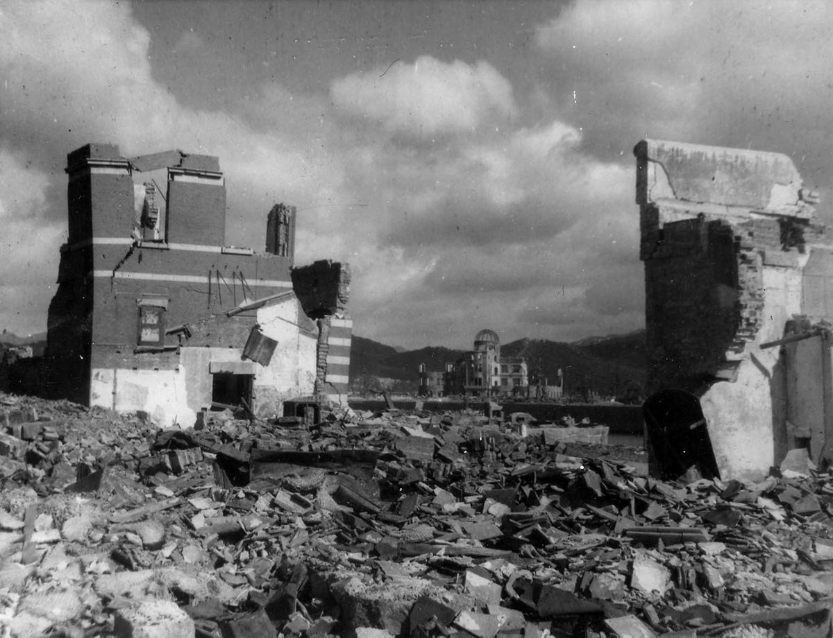Leia o relato terrível de uma testemunha do bombardeio de Hiroshima 14
