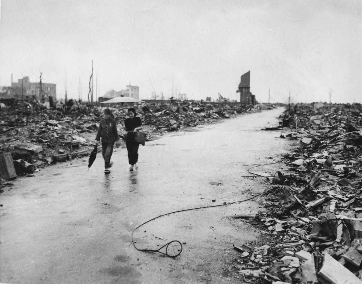 Leia o relato terrível de uma testemunha do bombardeio de Hiroshima 15