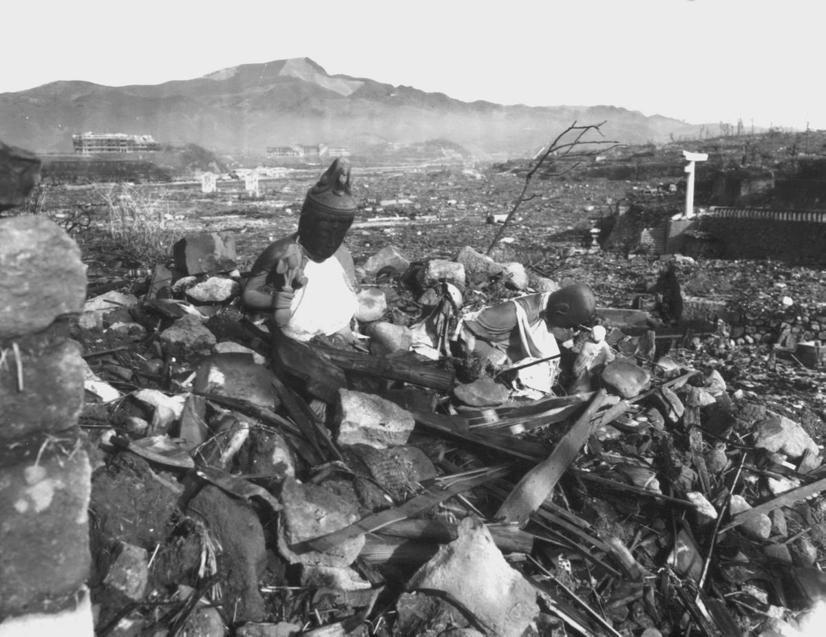 Leia o relato terrível de uma testemunha do bombardeio de Hiroshima 17