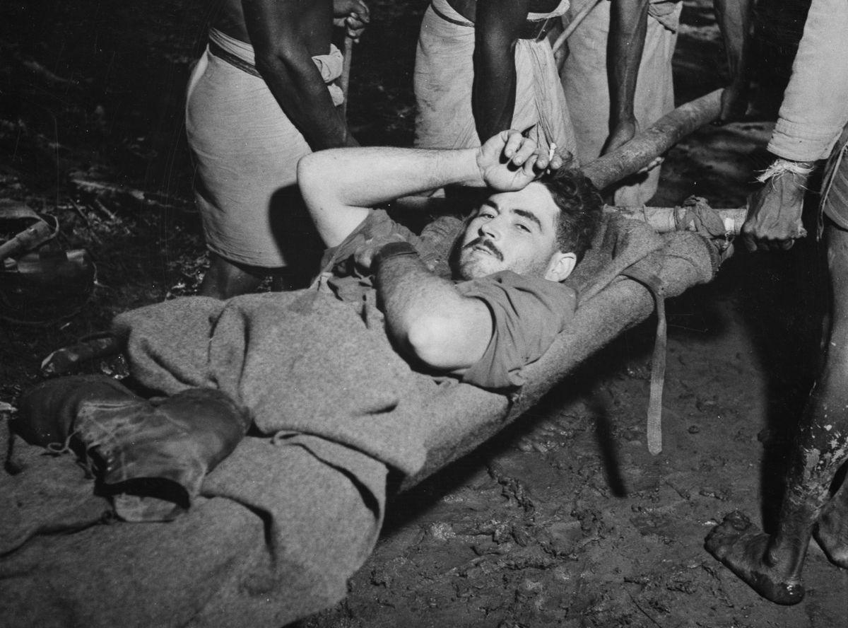 Os povos indígenas de Papua Nova Guiné salvaram centenas de soldados feridos na Segunda Guerra Mundial 04