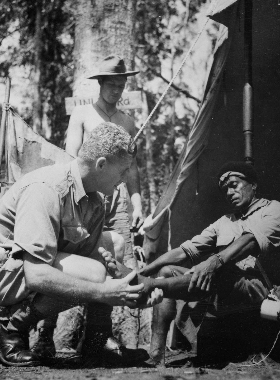 Os povos indígenas de Papua Nova Guiné salvaram centenas de soldados feridos na Segunda Guerra Mundial 12