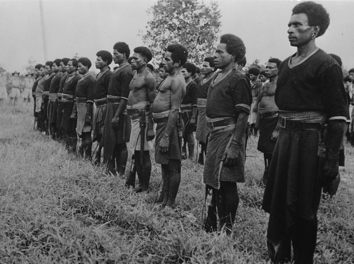 Os povos indígenas de Papua Nova Guiné salvaram centenas de soldados feridos na Segunda Guerra Mundial 13