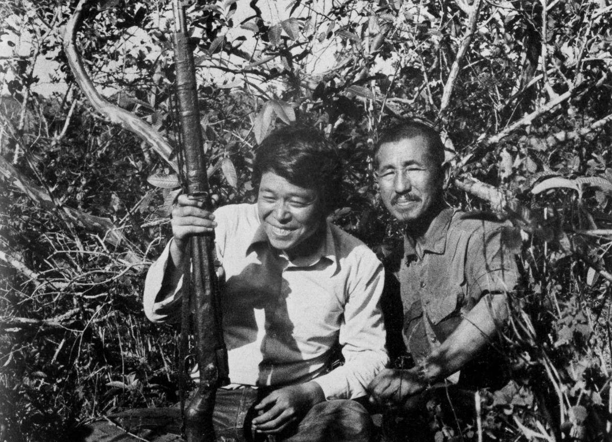 Após o término da Segunda Guerra Mundial, um soldado japonês se recusou a se render por 3 décadas 03