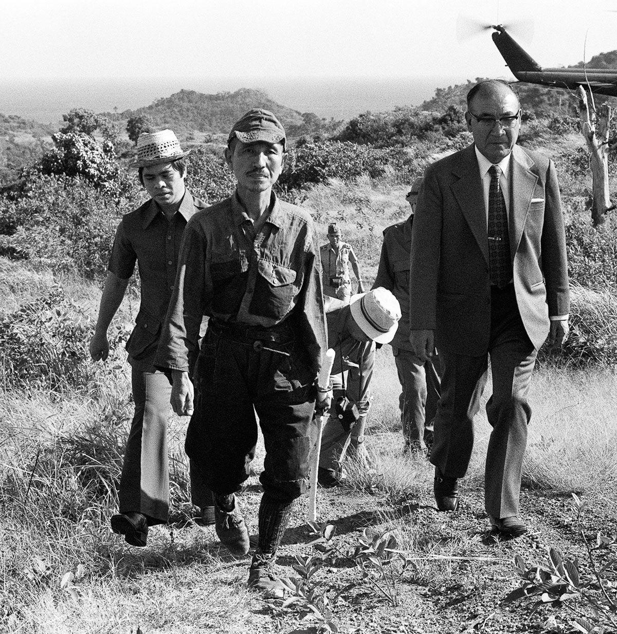 Após o término da Segunda Guerra Mundial, um soldado japonês se recusou a se render por 3 décadas 04