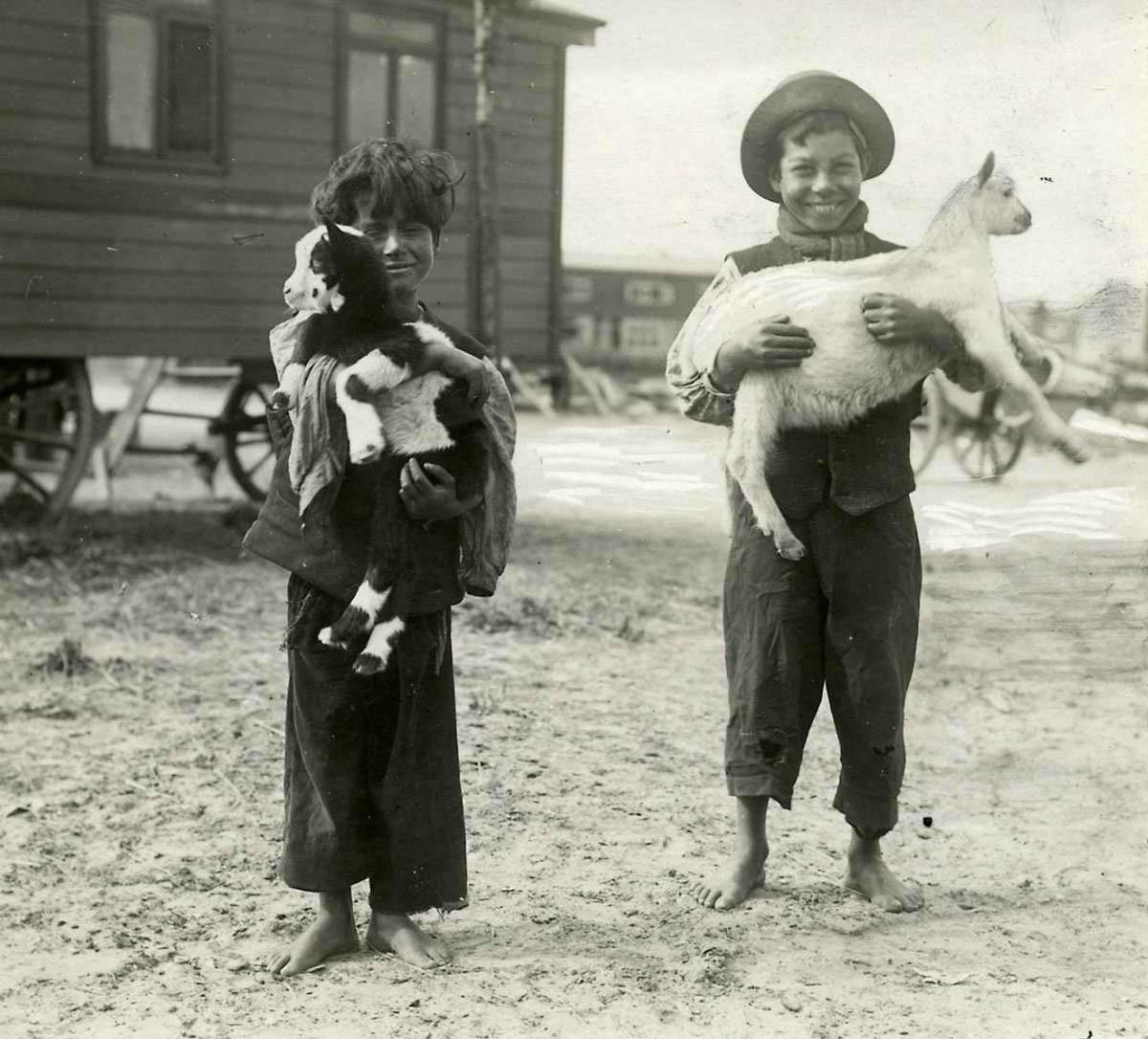 A vida dos ciganos na Europa antes da Segunda Guerra Mundial 03