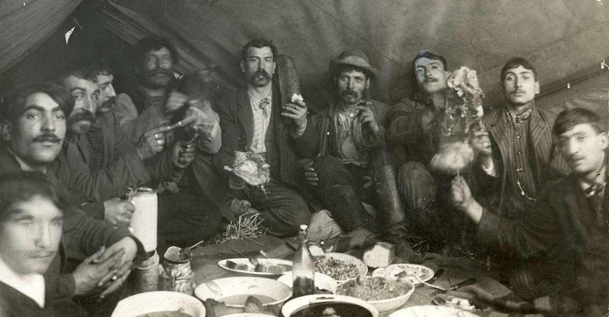 A vida dos ciganos na Europa antes da Segunda Guerra Mundial 04