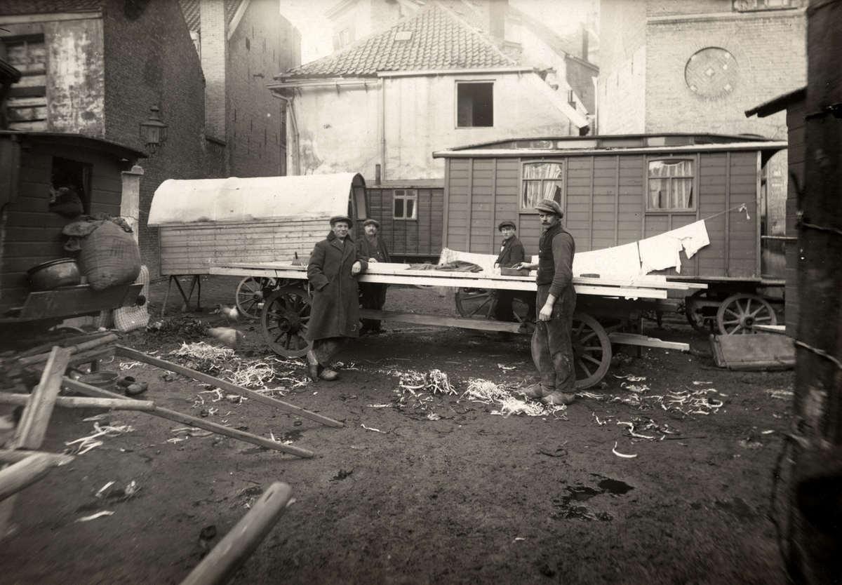 A vida dos ciganos na Europa antes da Segunda Guerra Mundial 06