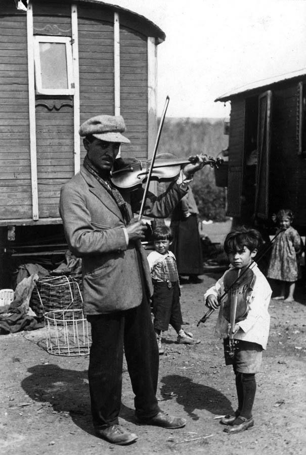A vida dos ciganos na Europa antes da Segunda Guerra Mundial 10