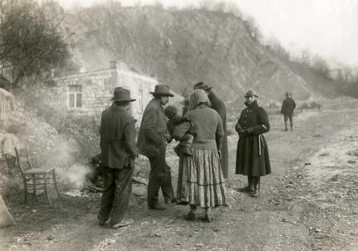 A vida dos ciganos na Europa antes da Segunda Guerra Mundial 11