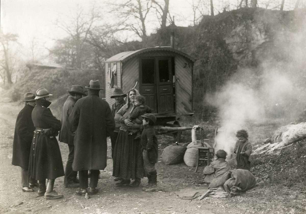 A vida dos ciganos na Europa antes da Segunda Guerra Mundial 12