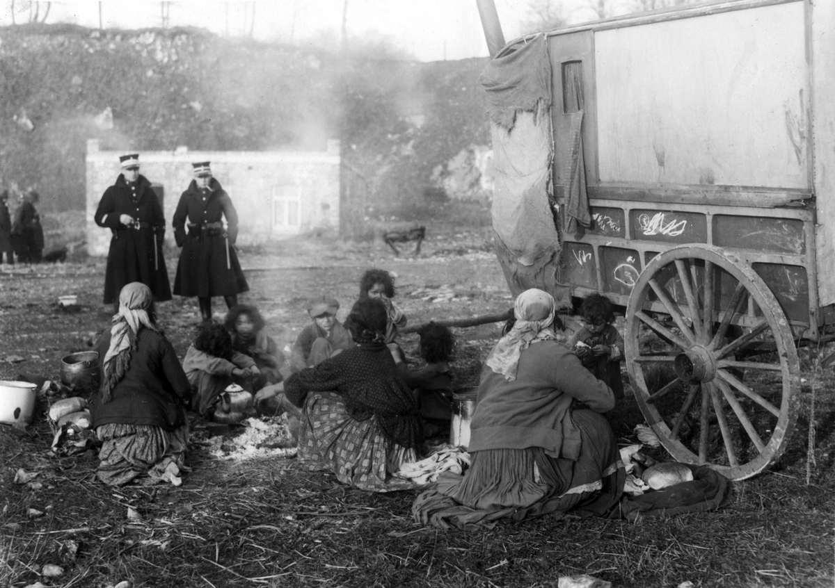 A vida dos ciganos na Europa antes da Segunda Guerra Mundial 13
