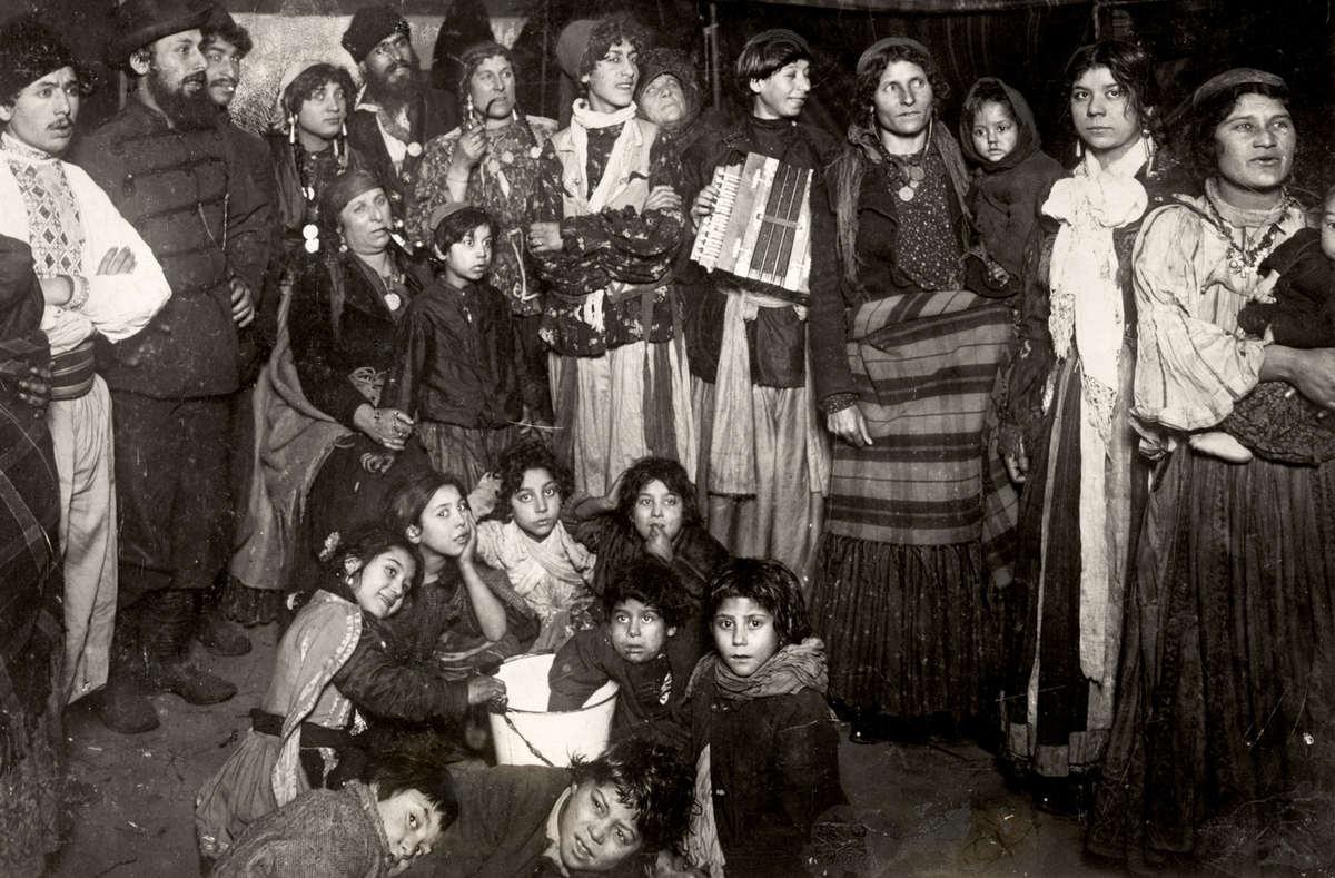 A vida dos ciganos na Europa antes da Segunda Guerra Mundial 18