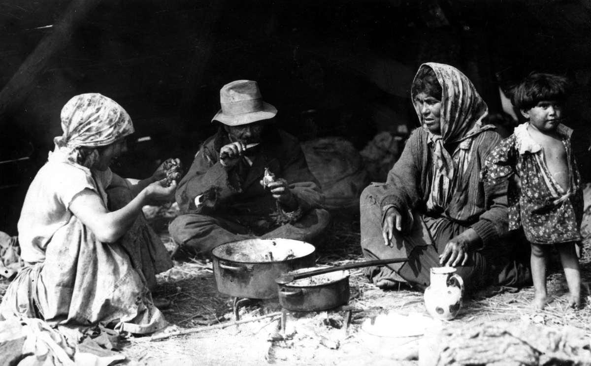 A vida dos ciganos na Europa antes da Segunda Guerra Mundial 21